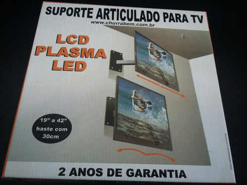 Suporte Lcd Led Plasma 19 A 42 Polegadas Original