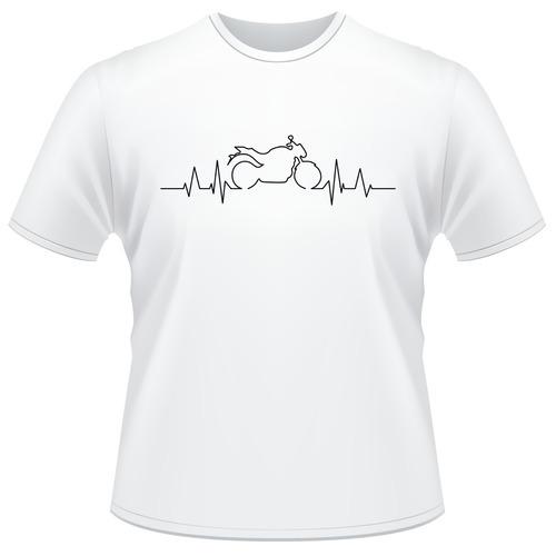 Camisa Batimentos Cardíacos 46 The Doctor Moto GP