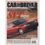 Car And Driver Mar/1997 Audi A8 A4 Saab 900s Bentley Blazer