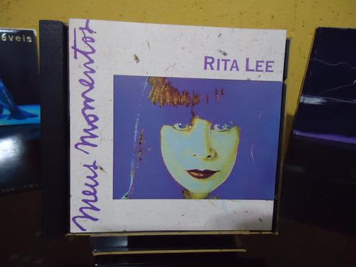 Cd Rita Lee - Meus Momentos - By Trekus Vintage Original