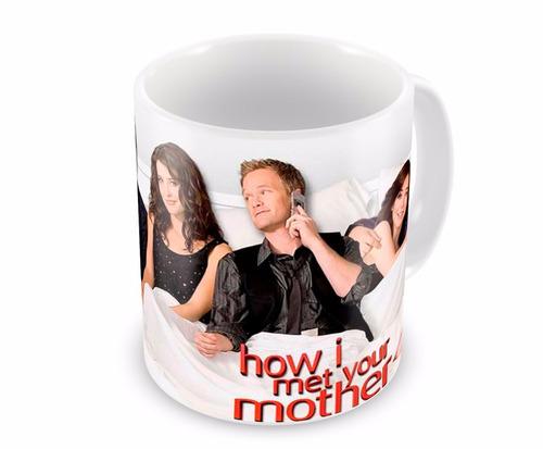 Caneca de Porcelana How I Met Your Mother