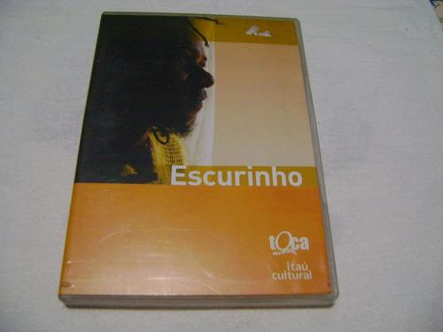 Dvd Escurinho Toca Brasil -e3b2 Original