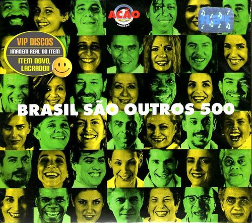 Cd Brasil São Outros 500 Duplo Paulinho Da Viola Alcione Original
