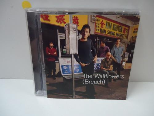 Cd The Walflowers ( Break) - By Trekus Vintage Original