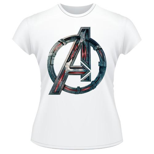 Baby Look Avengers - Vingadores