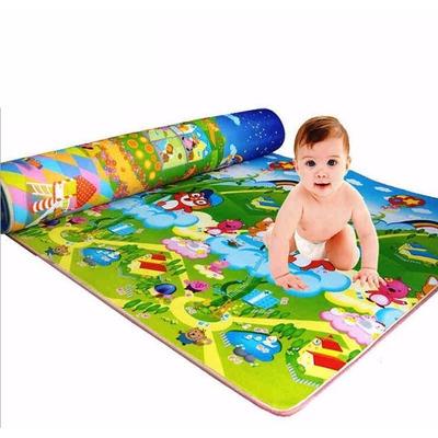 Tapete infantil mercado livre com bebê
