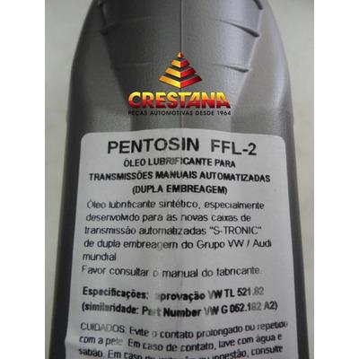 pentosin ffl 2 cambios dsg stronic g 052 182 a2 r 128. Black Bedroom Furniture Sets. Home Design Ideas