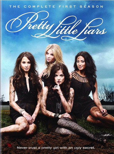 Poster Pretty Little Liars Impresso Original