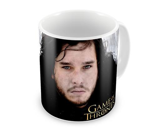 Caneca de Porcelana Game Of Thrones - Jon Snow