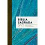 Bíblia Sagrada Nvt Azul Claro (letra Normal/brochura)