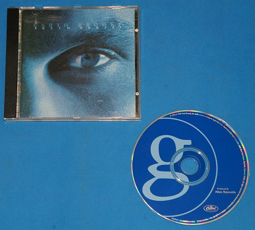 Garth Brooks - Fresh Horses - Cd - Usa - 1995 Original