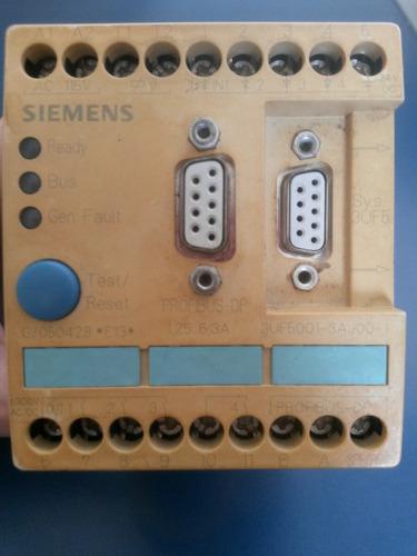 Siemens 3uf5001-3aj00-1 Simocode-dp 1,25-6,3a Original