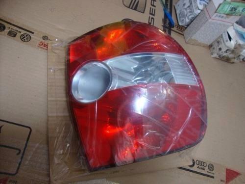 Lanterna Fox Valeo Le C/ Luz Neblina 03/08  Vw Original