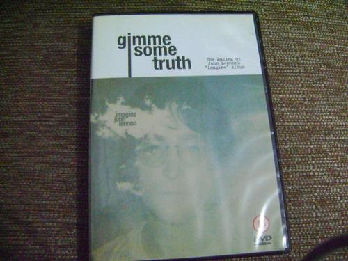 Dvd  Gimme Some Truth  John Lennon Original