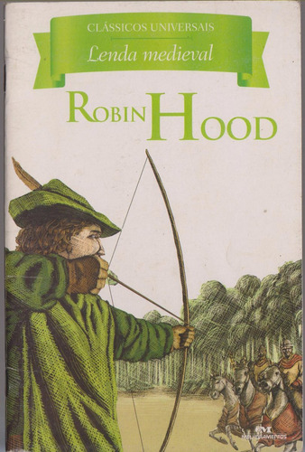 Robin Hood - Luiz Antonio Aguiar (adapt.) Original