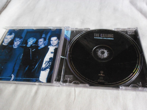 Cd The Calling Camino Palmero Original