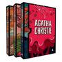 Coleção Agatha Christie Caixa 2. (capa Dura)