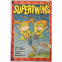 Livro Infantil Supertwins Meet The Bad Dogs From Space James