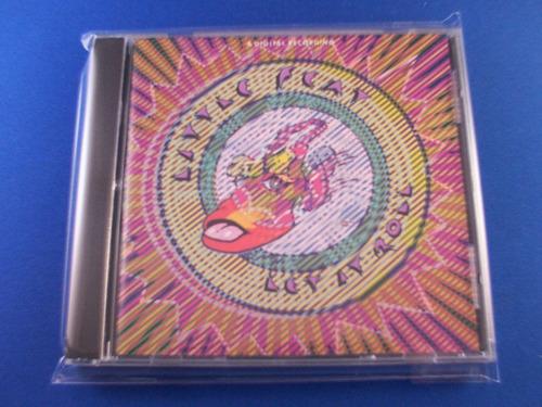 Little Feat - Let It Roll Importado ( Otimo Hard Rock ) Original