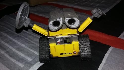 Boneco Wall-e Da Grow Disney Robô Animação Filme Infantil Original