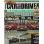 Car And Driver N°8 Civic Si Punto Turbo Golf Gti Mg Tc 1949