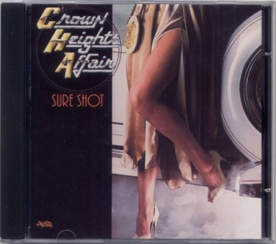 Cd Crown Heights Affair - Sure Shot + 2 Tracks (imp.) Original