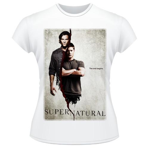 Baby Look Supernatural - Dean e Sam Winchester