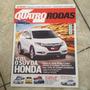 Revista Quatro Rodas 654 Mar2014 Suv Honda Mercedez benz Gla