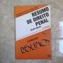 Livro Resumo De Direito Penal Parte Geral Coleção 5 15ª Ed.