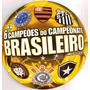 Seis Campeões Do Campeonato Brasileiro 2008 Ed Abril Scaner