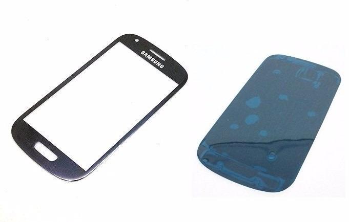 Vidro Samsung  S3 Mini Gt-i8190  + Adesivo Tela Inteira