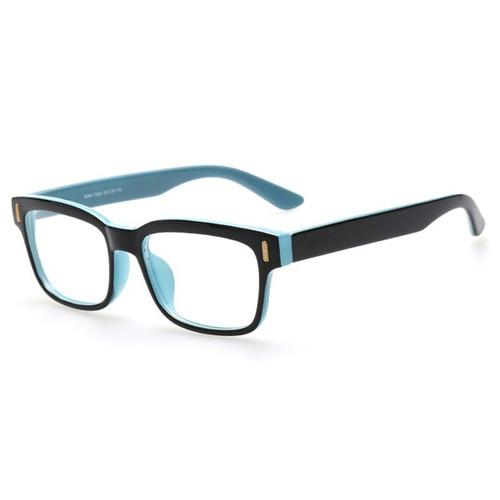 03f18dbc1 comprar Armação Óculos De Grau Quadrado Grande Masculino Feminino Ca ...
