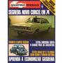 Quatro Rodas Nº162 Vw Sp2 Karmann Ghia Tc Dodge Gran Sedan