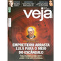 Revista Veja Lula Sendo Denunciado Investigado Abril 2015.