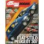 Quatro Rodas Nº528 Stilo Peugeot 307 Strada Montana Bmw M3