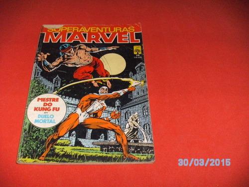 Hq Gibi Superaventuras Marvel Nº 28  C/ Dicionário Marvel-fj Original