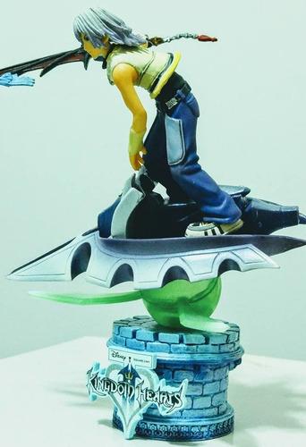 Riku Kingdom Hearts Disney Miniatura Diorama 13 Cm De Altura Original