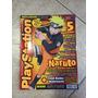 Revista Playstation 109 Naruto Tomb Raider Ghostbusters I509