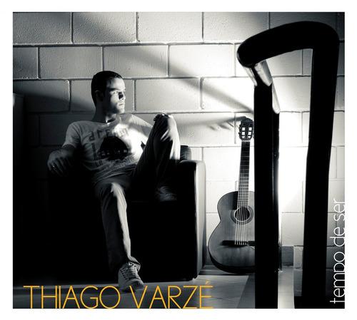 Cd-thiago Varzé-tempo De Ser-digipack Em Otimo Estado Original