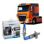 Lampadas Super Brancas 8500k 24v 70w Para Caminhão / Onibus