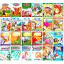 60 Livrinhos Infantis Histórias Leitura Infantil Atacado