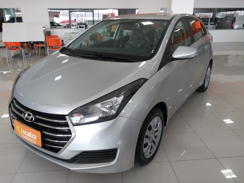 Hyundai Hb20s 1.6 Comfort Plus 16v Flex 4p Automático