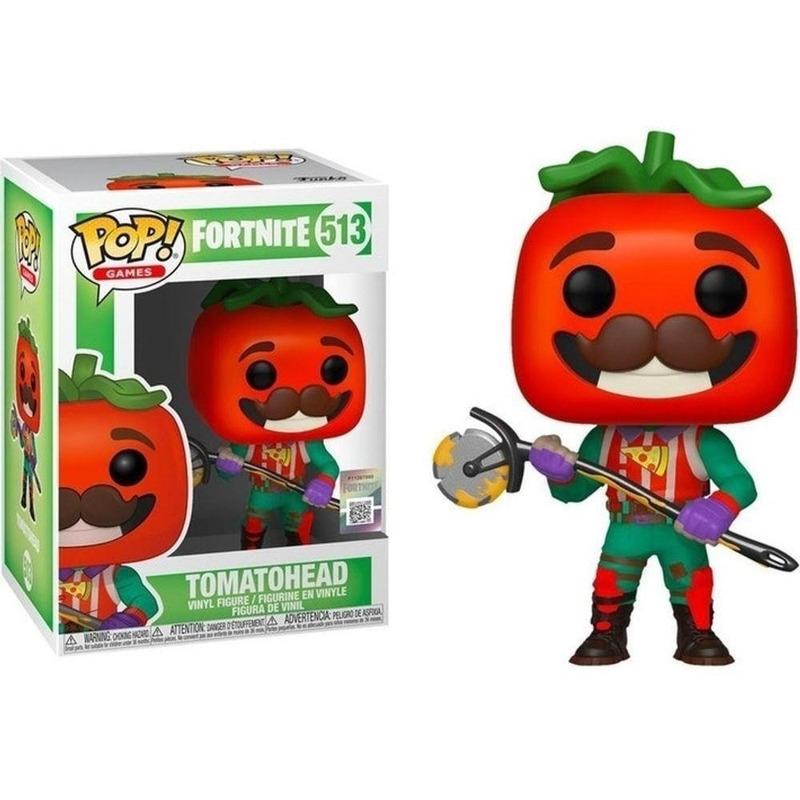 Funko Pop Tomatohead #513 - Fortnite - Games