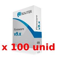 100 x Licença Firmware Ap Router v9.x  - R$ 799,00
