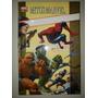 Mitos Marvel Capa Dura Panini 2008 Com Poster Excelente