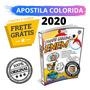 Apostila Enem Com Paginas Coloridas Editora Alfacon