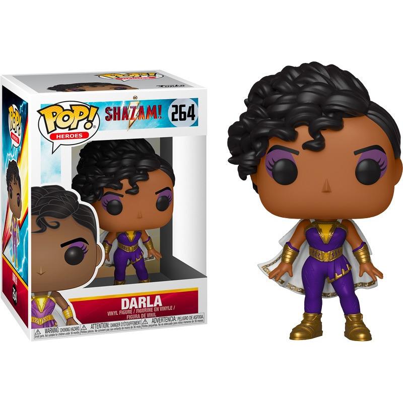 Darla Pop Funko #264 - Shazam - DC Heroes