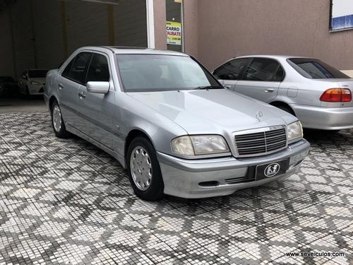 Mercedes-benz Classe C 2.8 Elegance Plus 4p