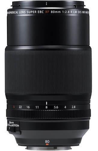 Lente Fujifilm Xf 80mm F/2.8 R Lm Ois Wr Macro Original
