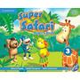 Super Safari 3 Pupil's Book With Dvd rom British English